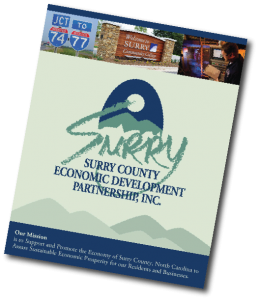 starting a new business in surry county