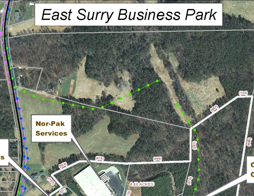 East Surry Business Park