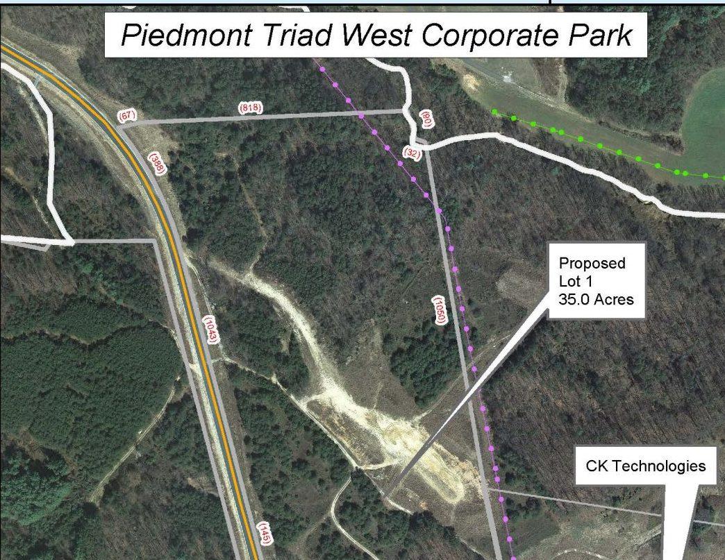 Piedmont Triad West Corporate Park