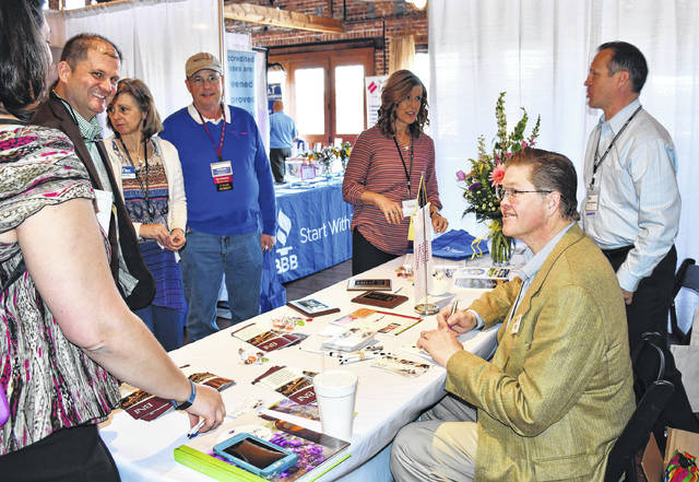 Businesses network, collaborate at annual BizFest
