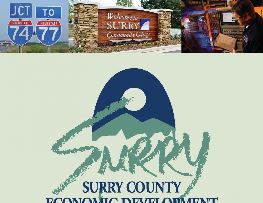 start a new business in Surry County