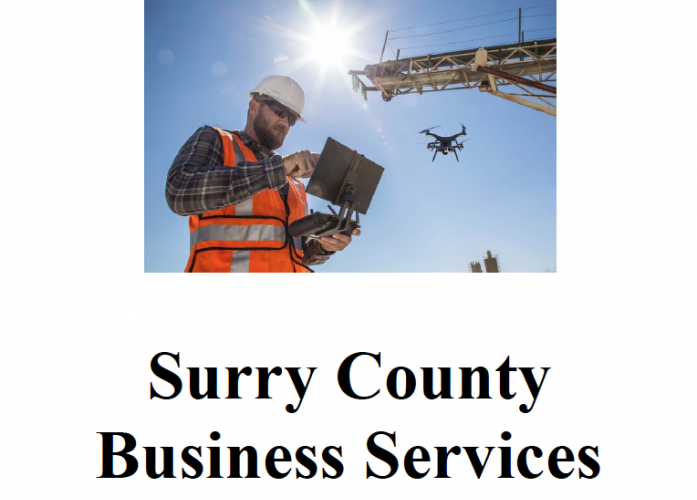 Surry County Business Services Dir.
