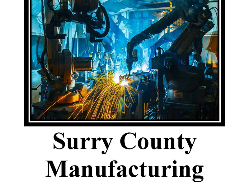 Surry County Manufacturing Dir.