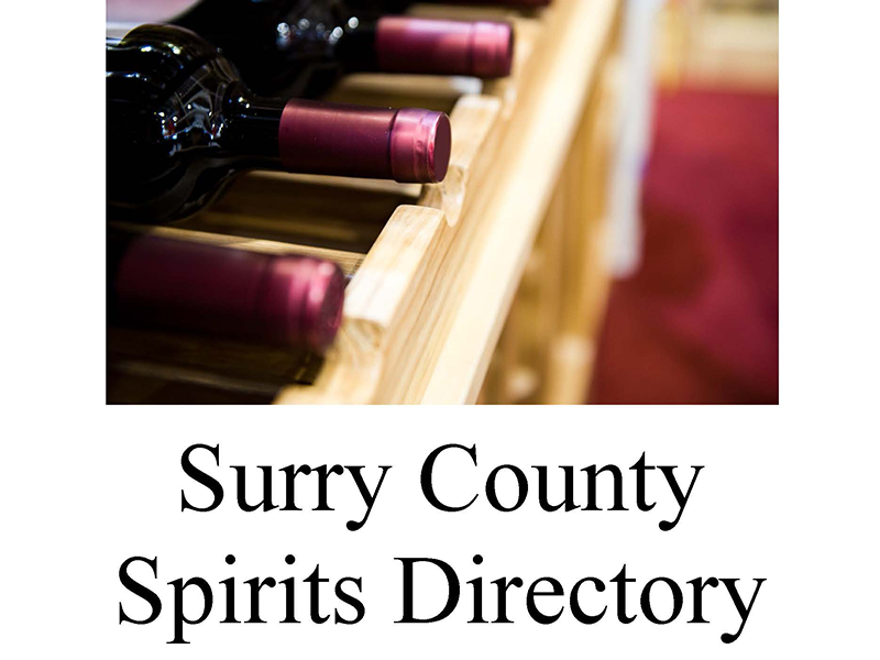 Surry County Spirits Directory