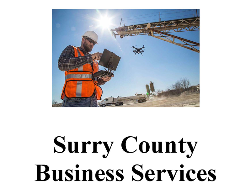Surry County business services directory