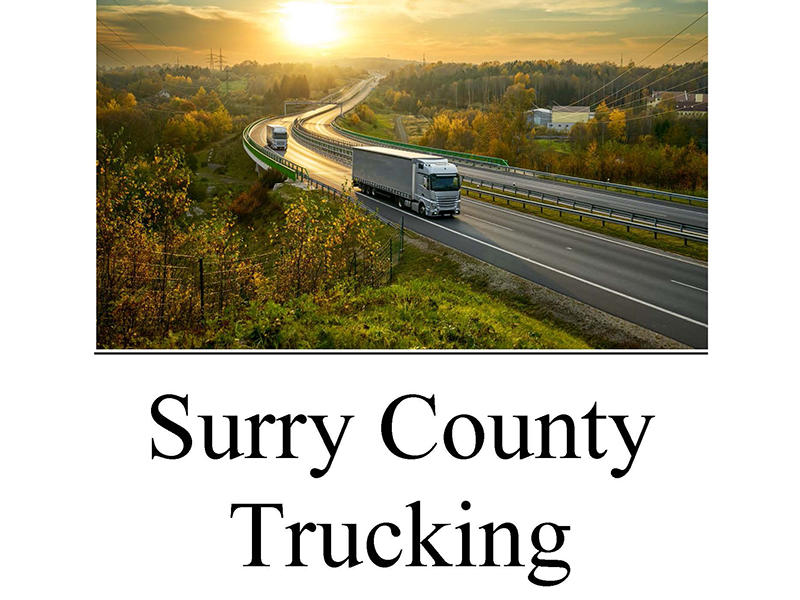 Surry County trucking directory