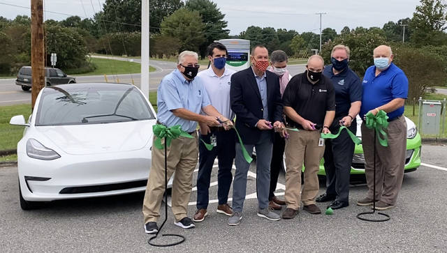 SYEMC partners with North Carolina's Electric Cooperatives, Circle K to install electric vehicle DC fast charger
