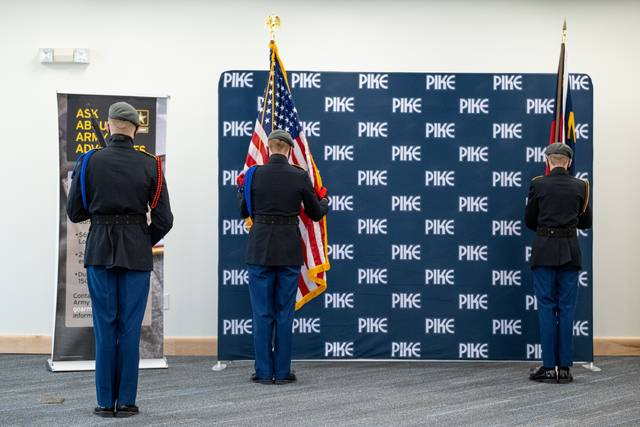 Pike, Army celebrate new partnership