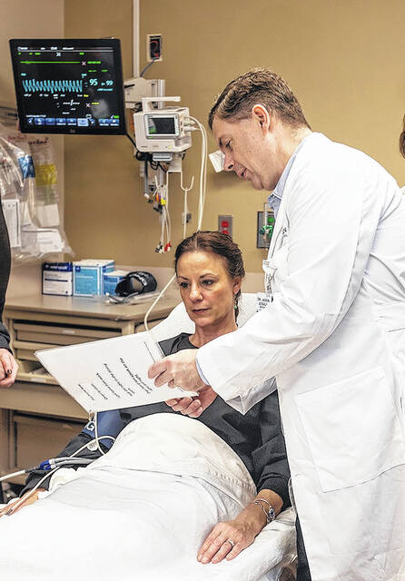 Northern Regional Hospital honored for stroke care